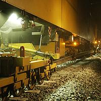BOA – Un train de substitution de rail (SCHEUCHZER)