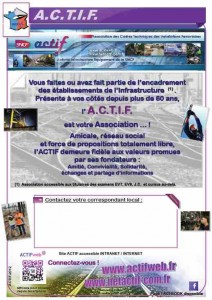 Campagne Communication ACTIF 2012