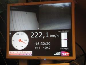 Le relèvement de vitesse (Instruction)